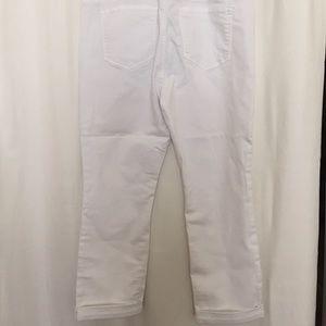 LOFT Jeans - NWT Loft Maternity Kick Crop Jeans sz 8P